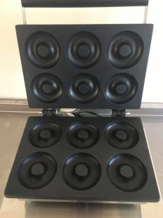 Аппарат для приготовления пончиков Hurakan HKN-GES6D