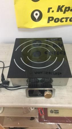 Плита индукционная Hurakan HKN-ICB35M (ВСТРАИВАЕМАЯ)