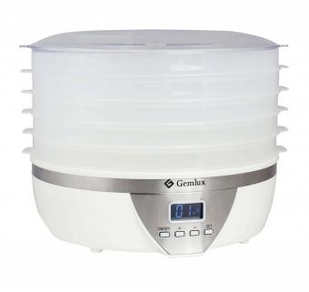 Сушилка для овощей и фруктов Gemlux GL-FD-01R