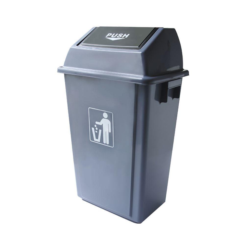 Бак мусорный с качающейся крышкой 58 л арт. 99003568