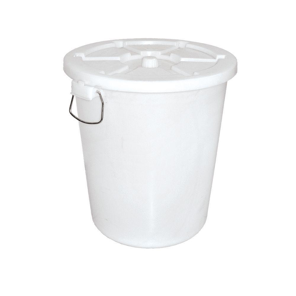 Бак пластиковый с крышкой 65 л арт. 90001094