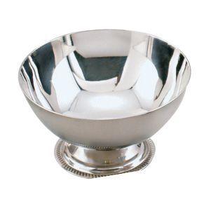 Чашка для мороженного 250 мл, нержавейка арт. 81240166