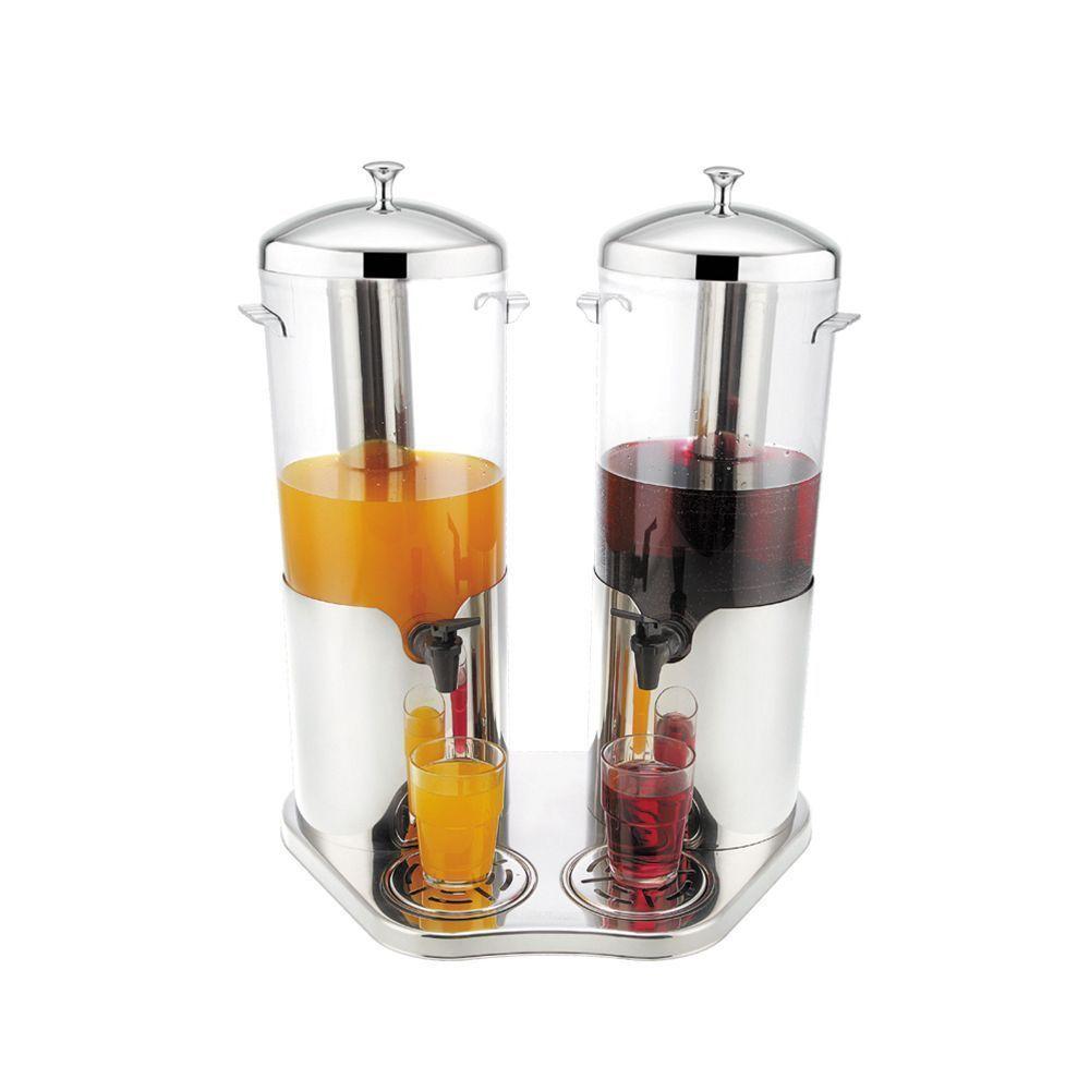 Диспенсер для холодных напитков, 2 колбы*5 л арт. 92001485